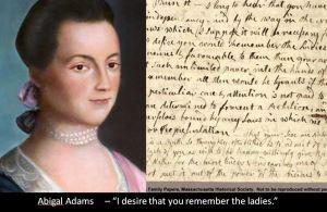 Adams Abigal - Remember the ladies