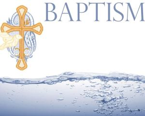 Baptism w-cross