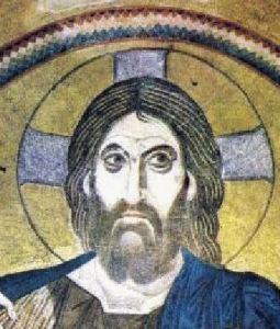Christ_pantocrator_daphne1090-1100 Detail