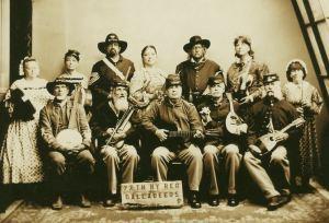 Civil War Musicians Balladeers