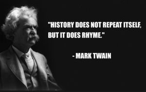 History Rhymes - Twain
