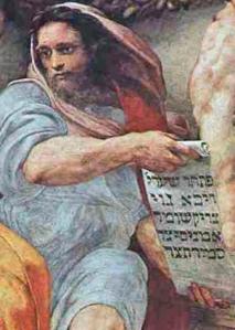 Isaiah - Rafael detail