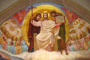Jesus Judgement Day
