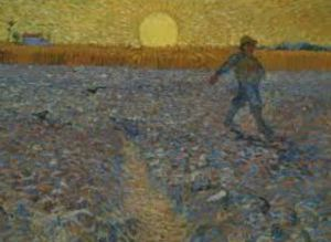 Parable of the Sower - Van Gogh