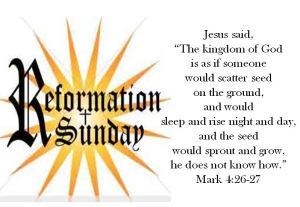 Reformation Sunday w-text
