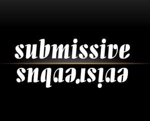 submissive-subversive