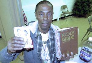 Homeless w-Bible